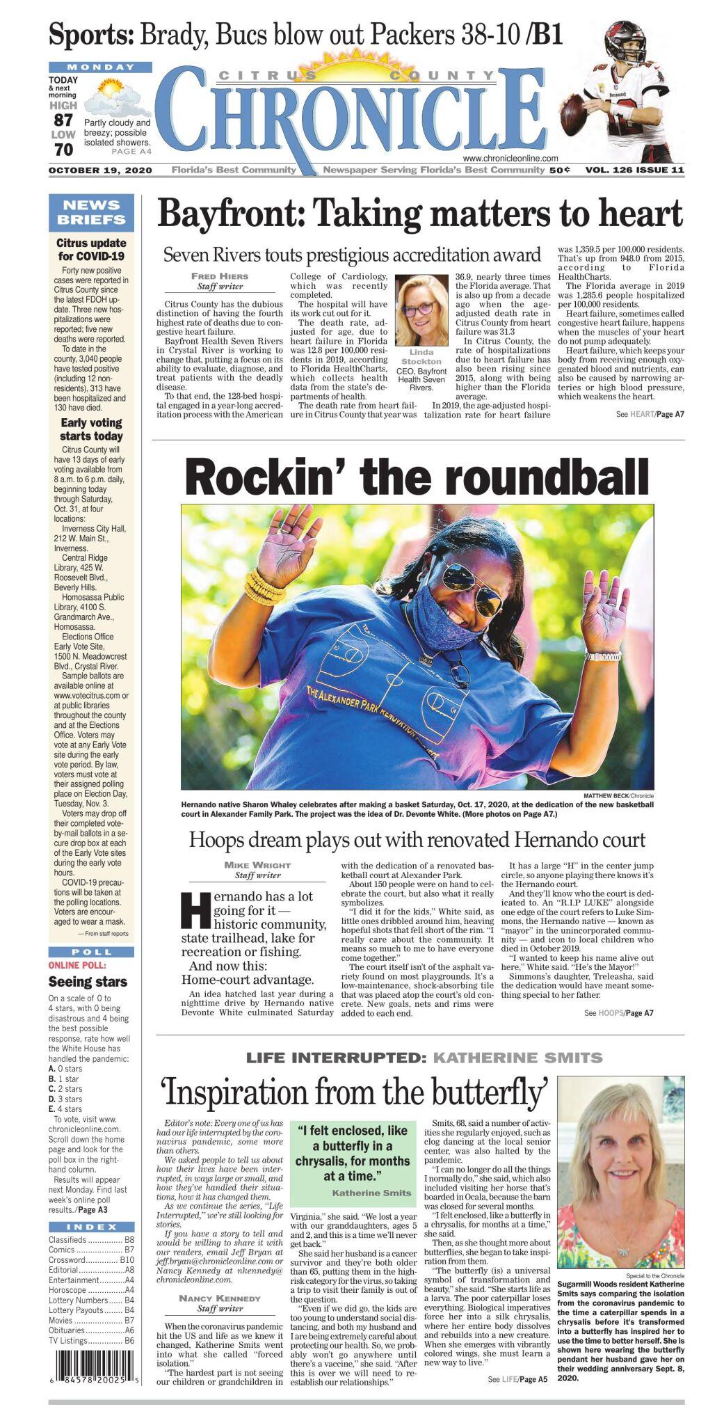 Christmas Show Citrus County Fl 2020 Citrus County Chronicle Oct 19, 2020 e edition | E edition