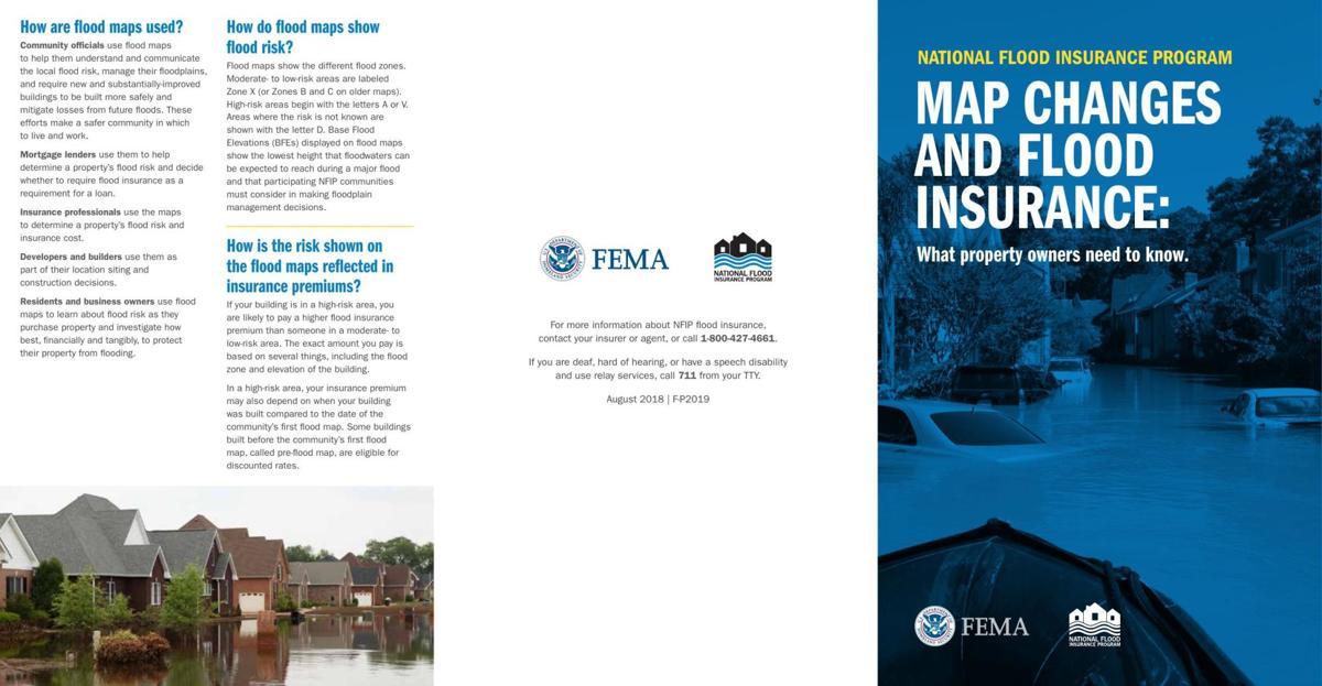 Basics On FEMA Flood Map Changes