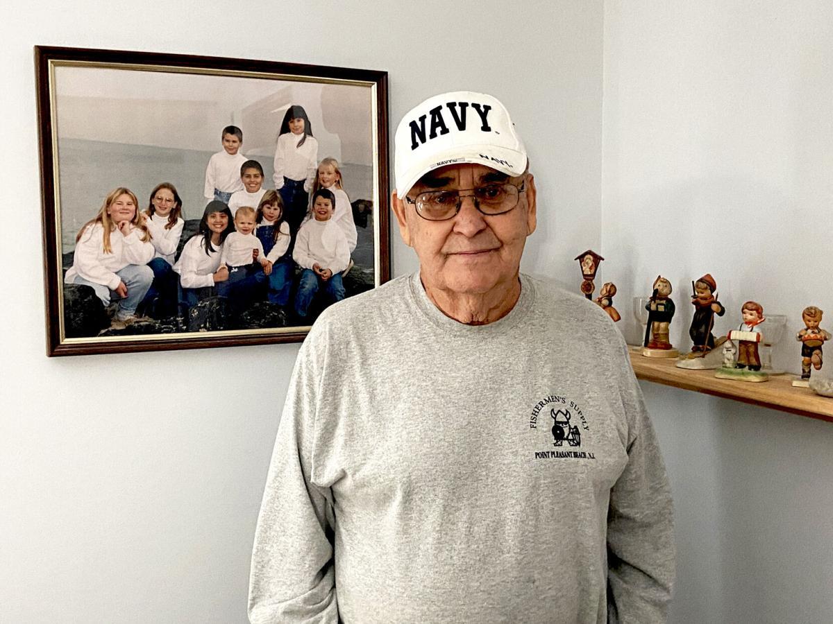 Hernando Navy veteran Bill Smith