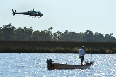 pilot rescued after forced landing in homosassa marshes local news