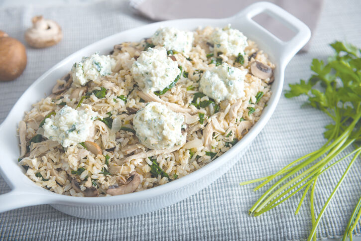 Family comfort foods for 0114 casserole
