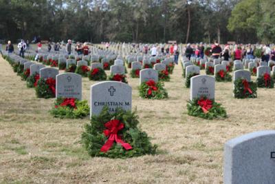 Wreaths Across America 2017 1