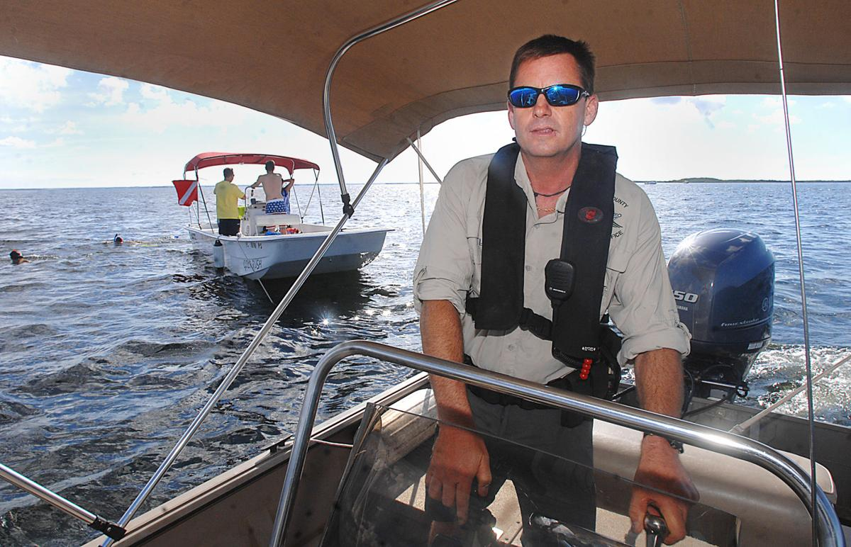 On water, growing crowds pose challenge for law enforcement