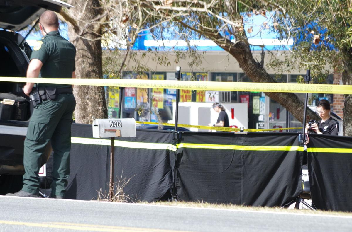 Cardinal Street Deputy Involved Shooting Scene 2