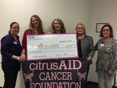 Citrus Aid Cancer Check Presentation