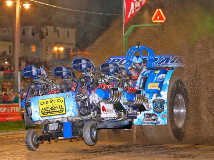Joe Eder in race car for 0105