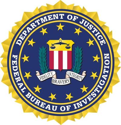 Federal Bureau of Investigation FBI Logo
