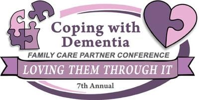 Coping with Dementia conference logo for web