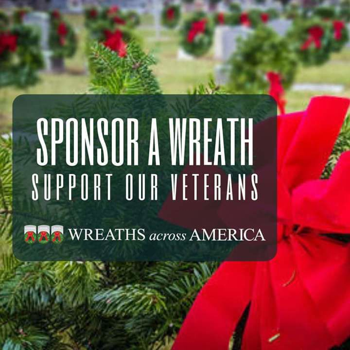 Wreaths Across America at Florida National Cemetery in Bushnell, FL