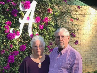 Shird and Joyce Adkins
