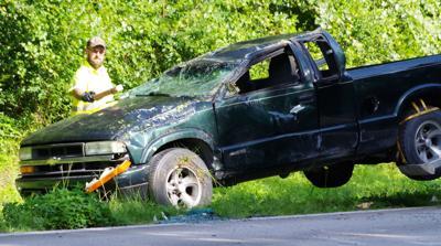 Withlacoochee Trail Truck Crash