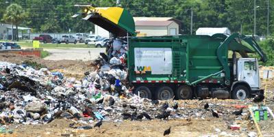 Landfill mandatory pick up