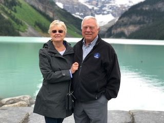 Claudette Schuett and Daniel Bechdolt