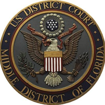 U.S. District Court Middle District of Florida Seal