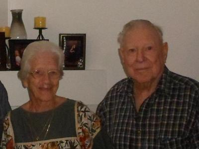 Geraldine and Frederick Enderle