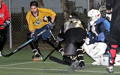 Homosassa hockey club