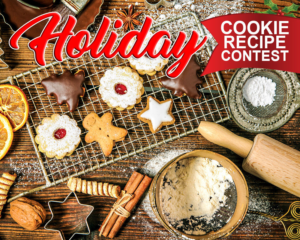 Holiday Cookis Contest
