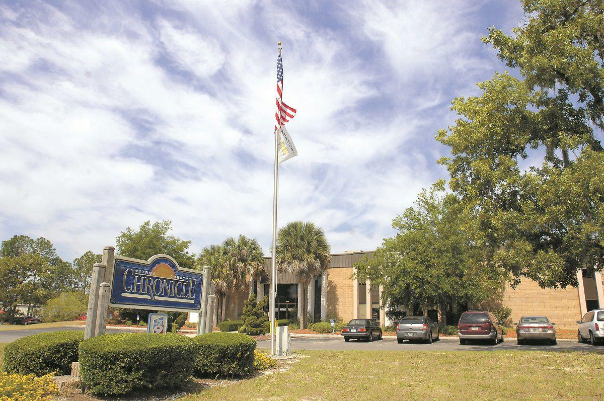 Citrus County Chronicle Meadowcrest Building