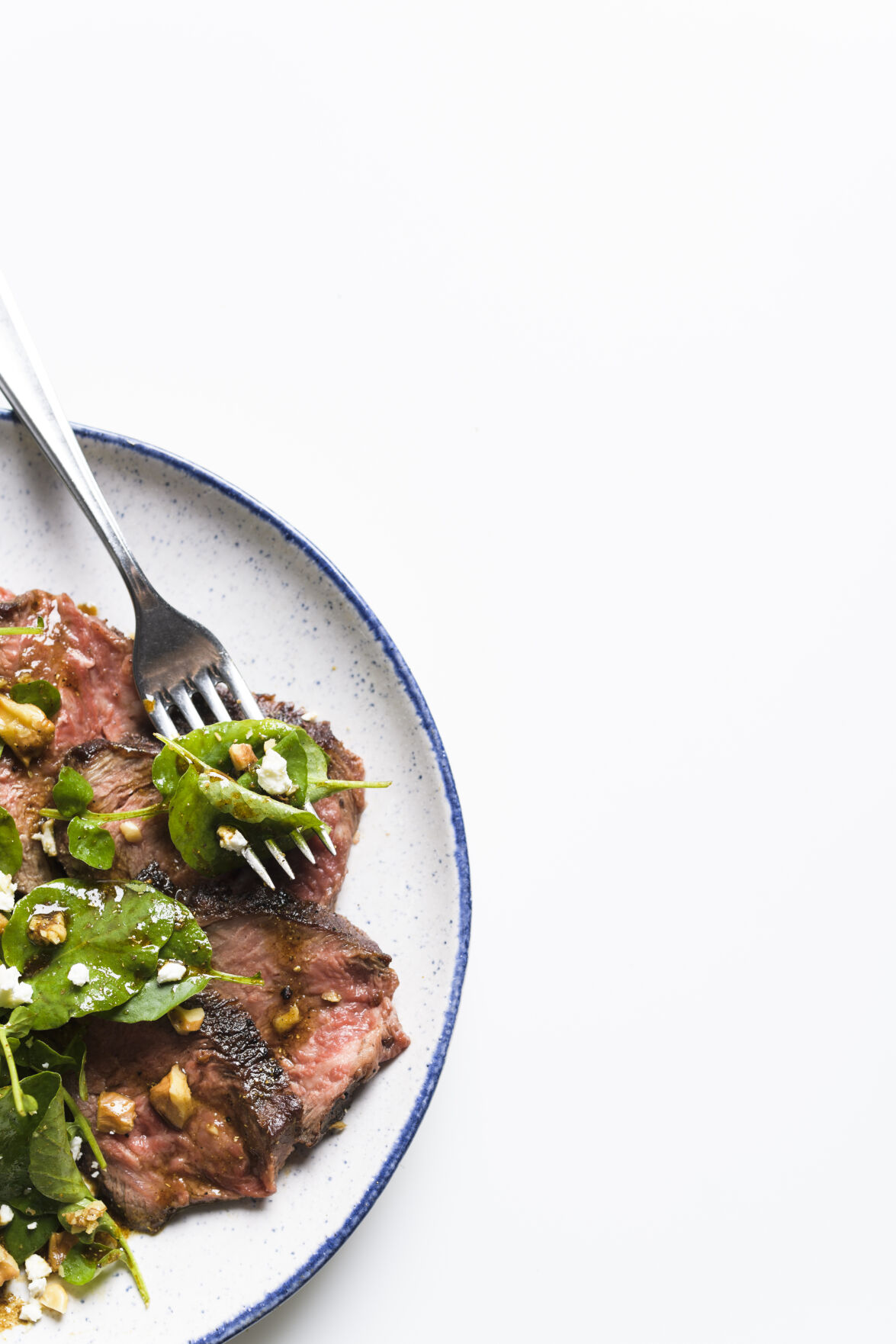 Food-MilkStreet-Steak Salad-with Walnuts