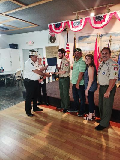 Local scout selected as 'Scout of the Year'