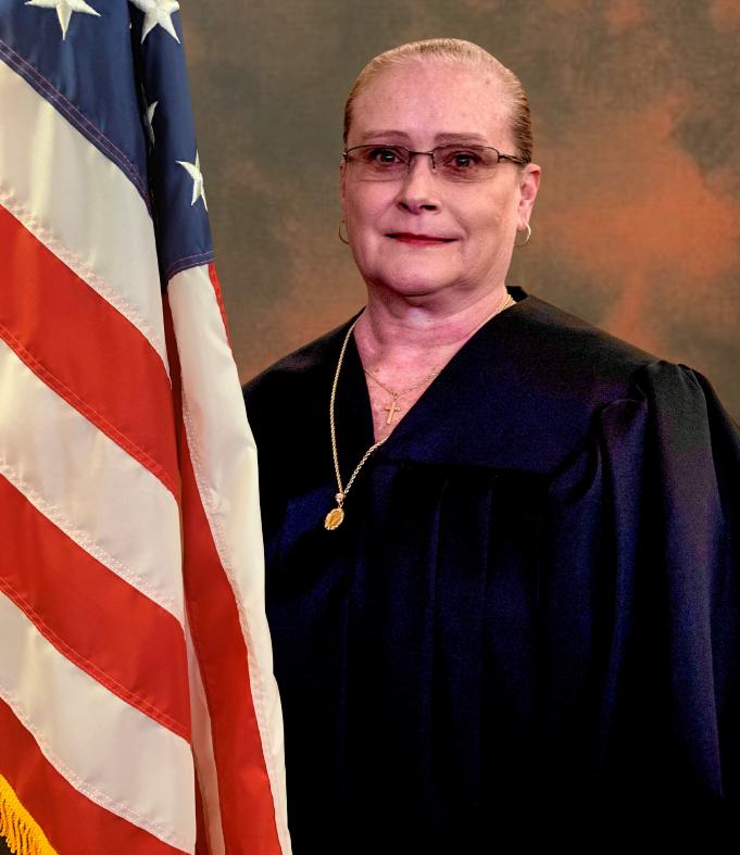 Circuit Court Judge Pam Vergara