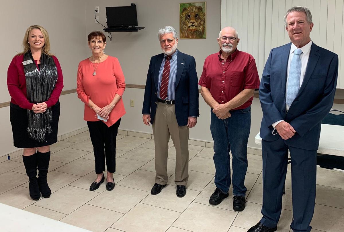 North Suncoast Republican Club swears in officers