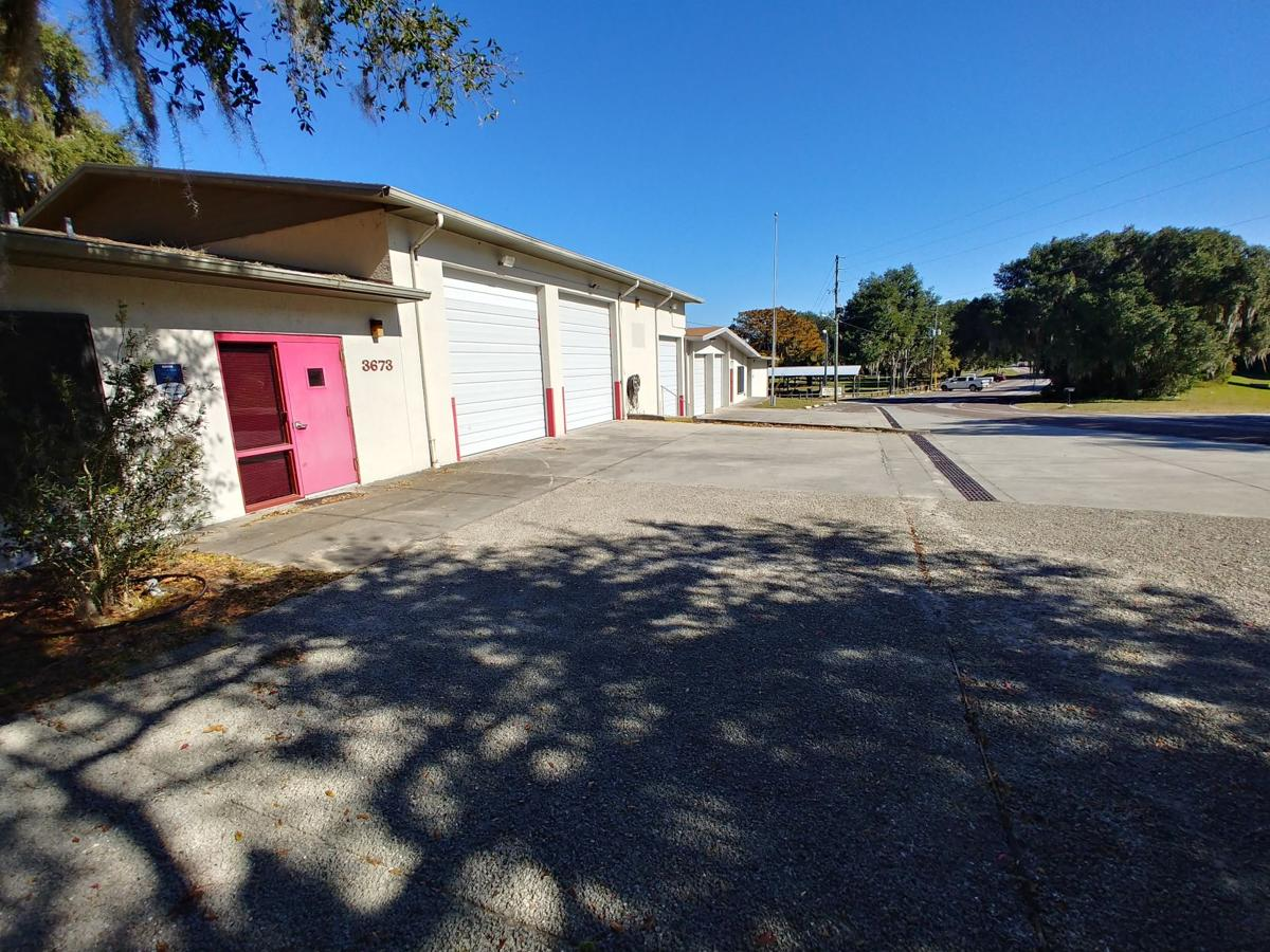Hernando fire station