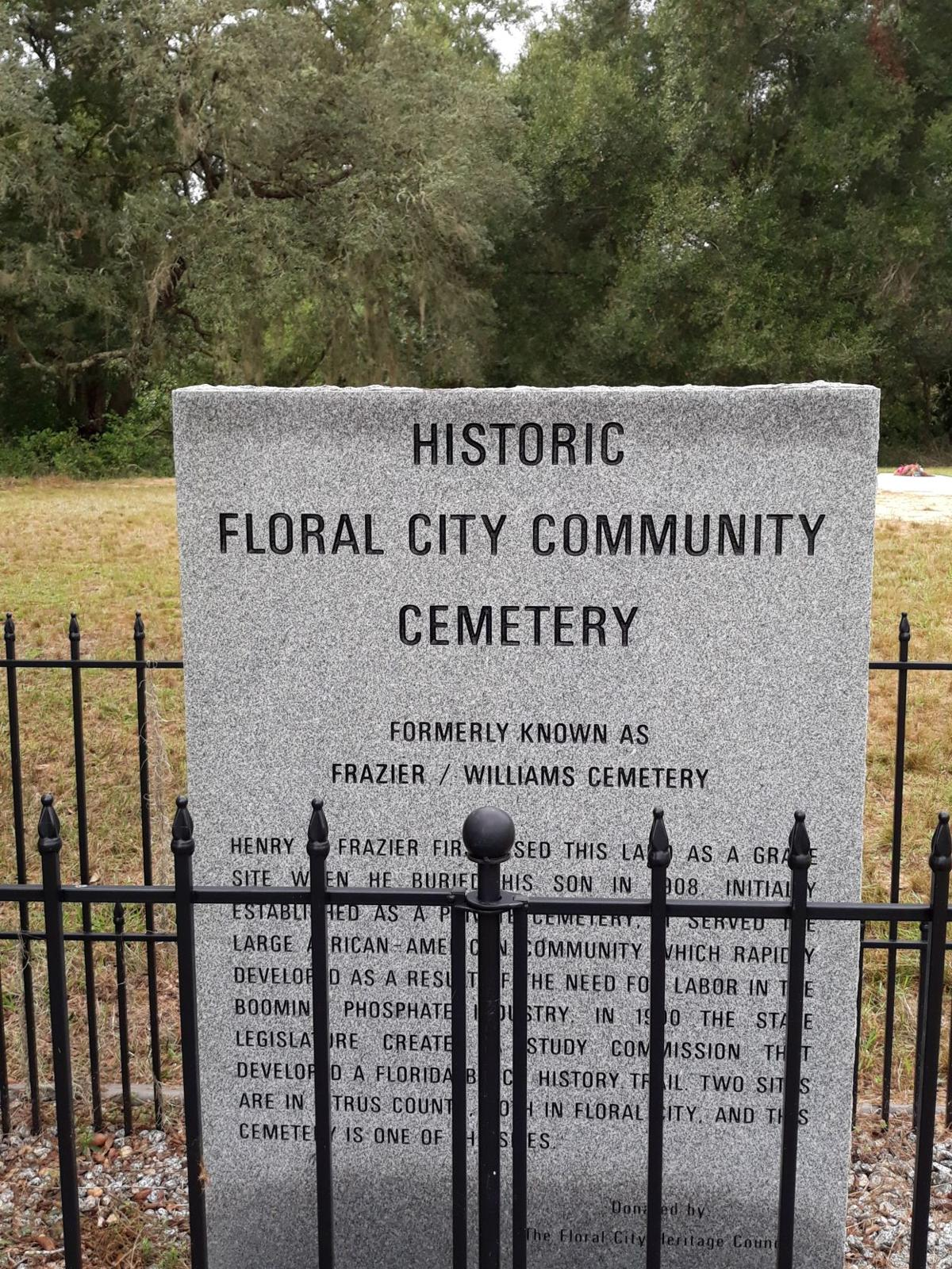Floral City Community Cemetery