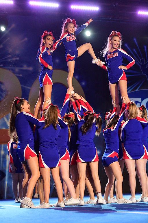 SRCA Cheerleaders 1