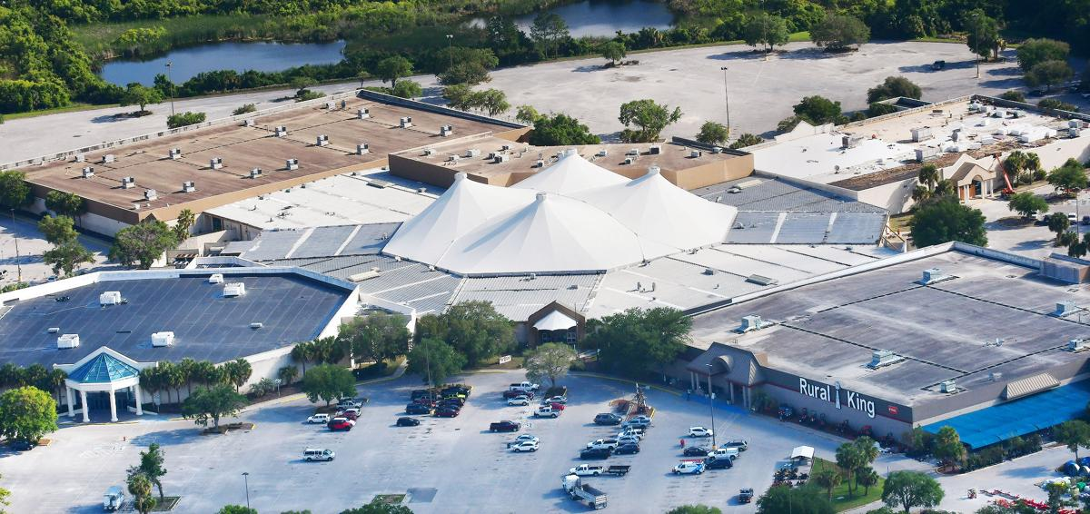 Crystal River Mall Aerial 2018