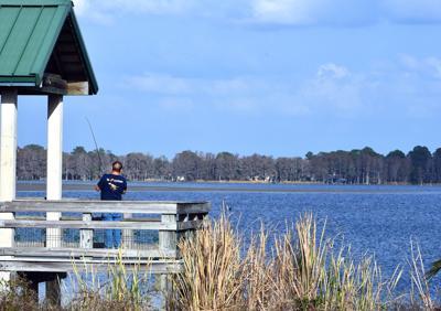 Fishing Pier finder