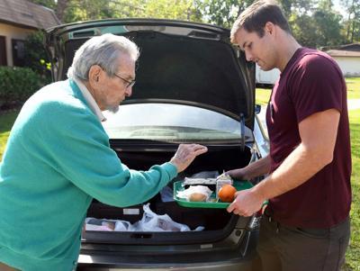 Meals on Wheels needs volunteer drivers