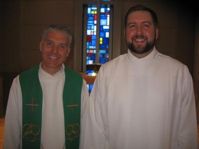 St. Paul new vicar for Religion 0824