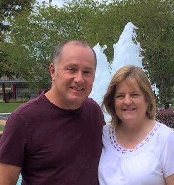 Mark and Lynda Stone