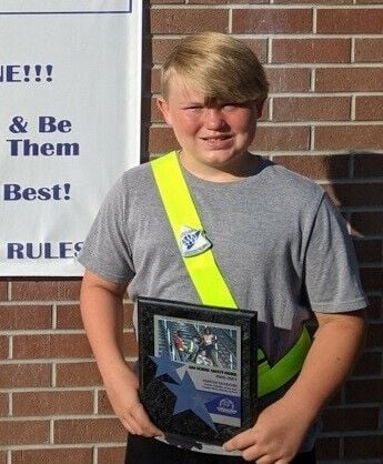 Local student named 'AAA Safety Patroller of the Year'