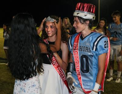 Seven Rivers crowns Homecoming royalty