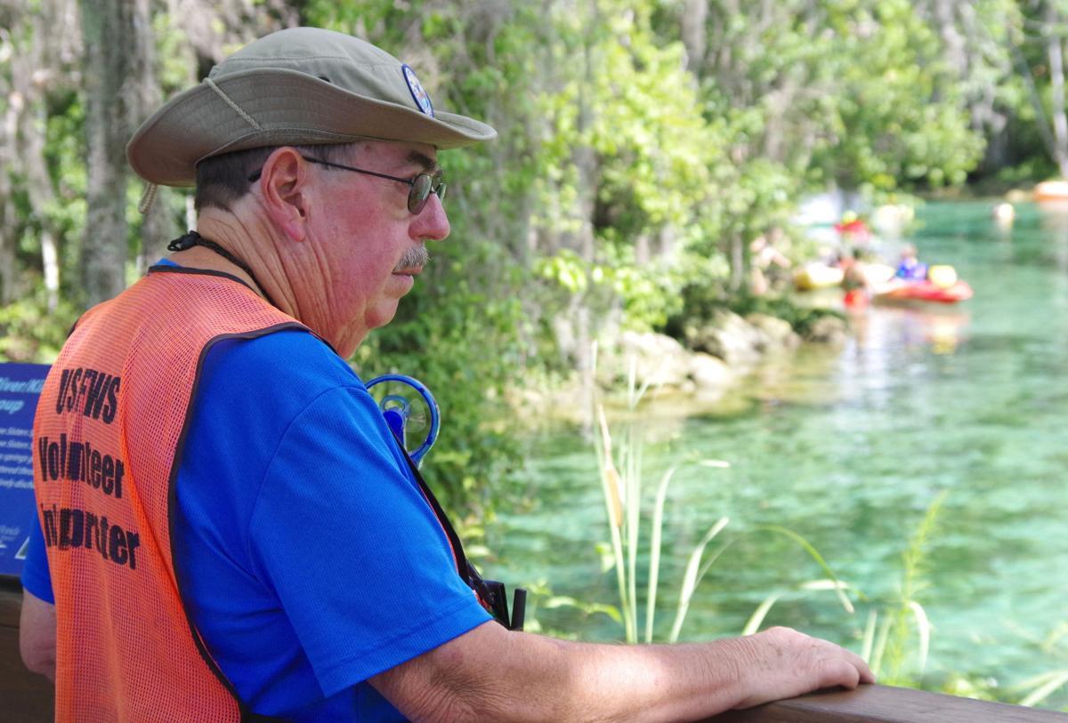 USFWS Volunteer Ed Kleiner