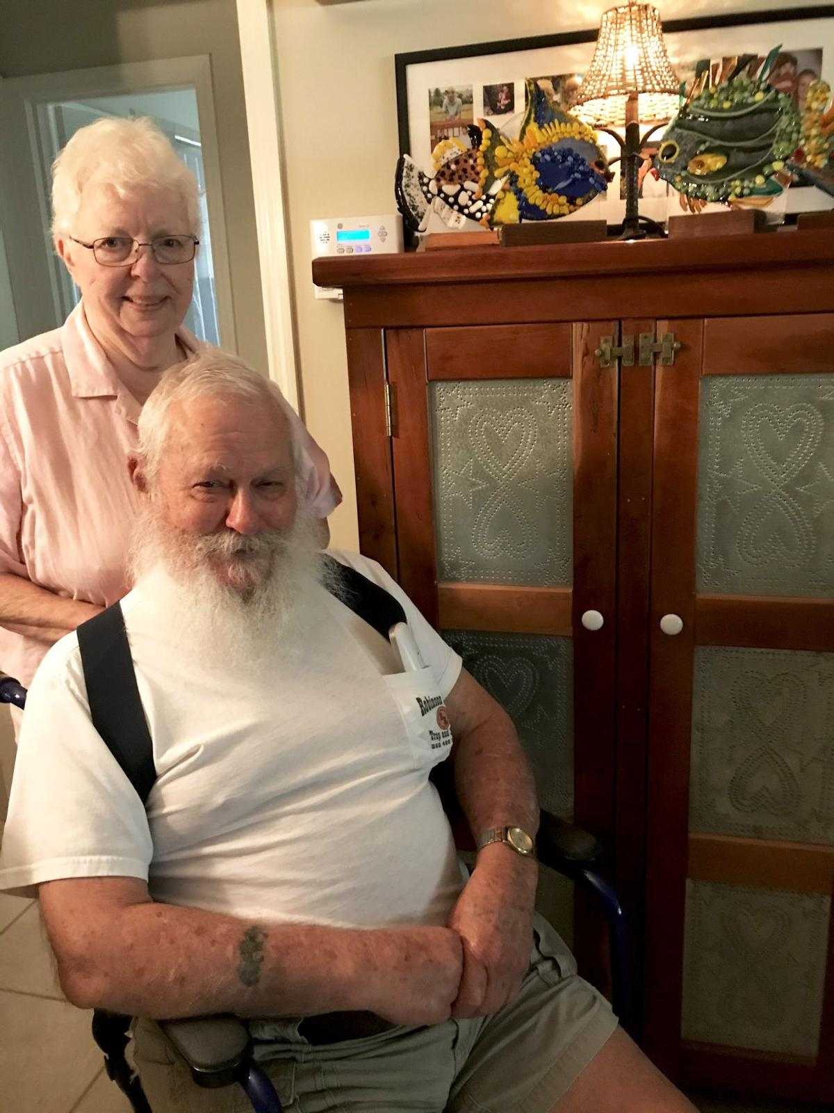 Karen and Bill Thompson