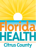 Florida Department of Health (FDOH) in Citrus County Logo