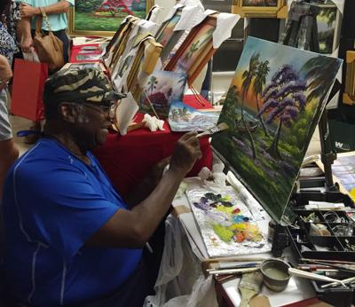 five members of famed florida highwaymen coming to citrus county