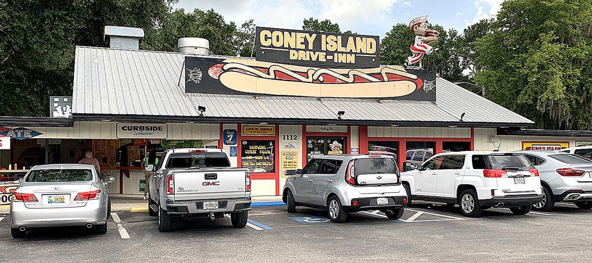 Coney Island exterior