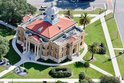 Historic Courthouse for history story