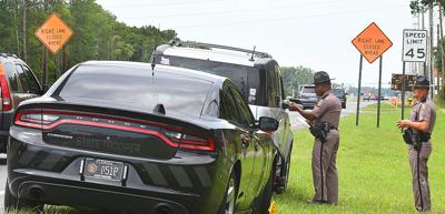 Highway patrol issues citations