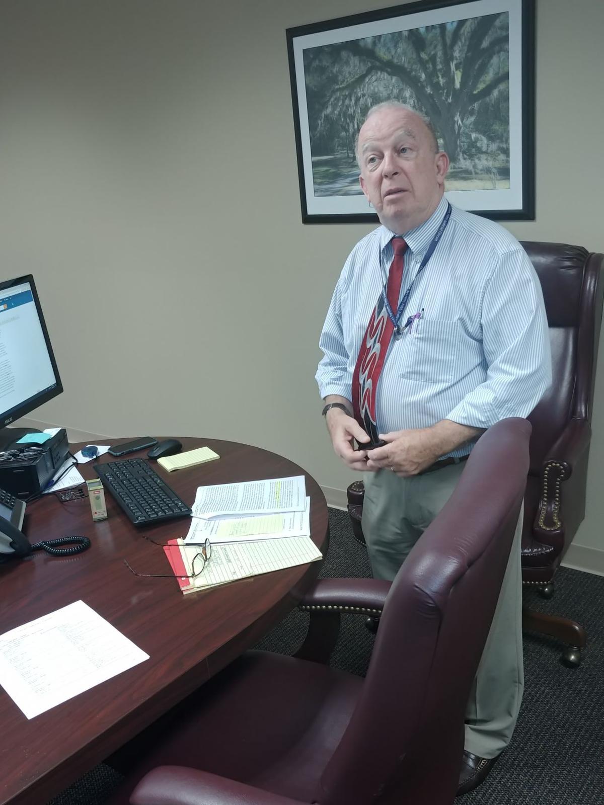 Senior Judge Vince Murphy