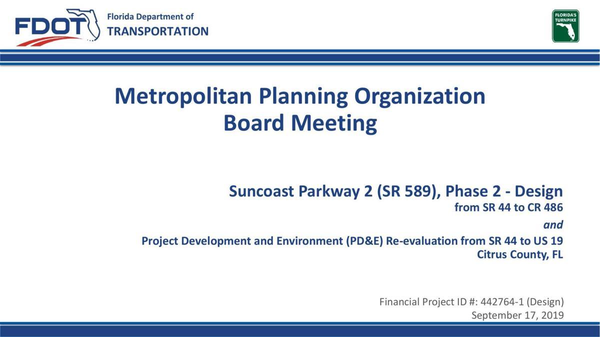 Parkway Presentation