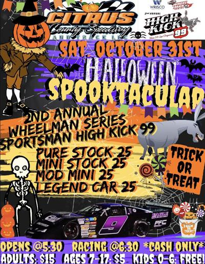 Halloween at the Racetrack