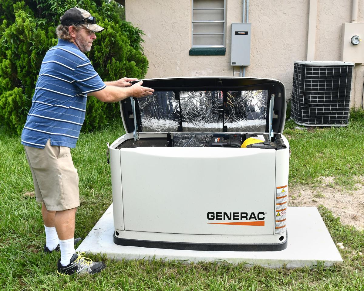 Assisted Living Facility generators