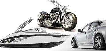 Automotive, Boat, Motorcycle
