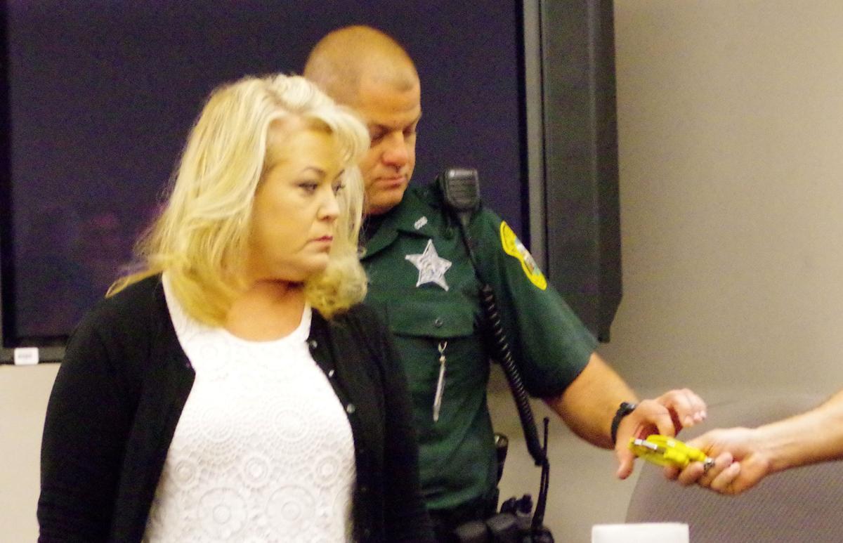 Angela Stanton Sentencing