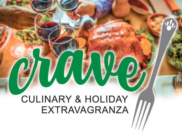 Crave - Culinary & Holiday Extravaganza